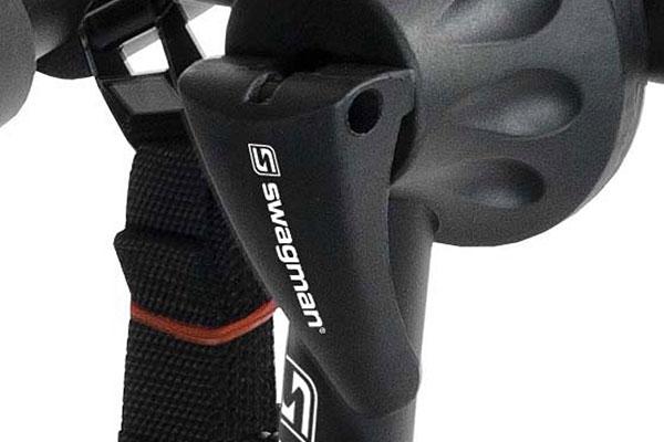 swagman grid lock trunk mount bike rack folding clamp