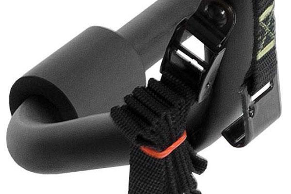 swagman grid lock trunk mount bike rack protective foam