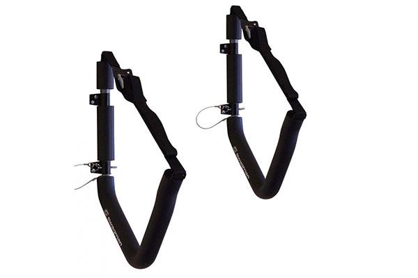 swagman tajo wall mount kayak storage rack rack