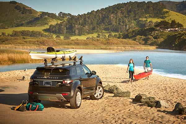 thule dockgrip kayak rack rel2