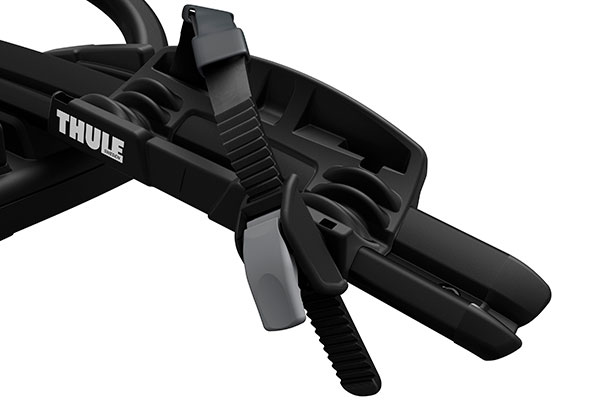 thule proride roof mount bike rack attach