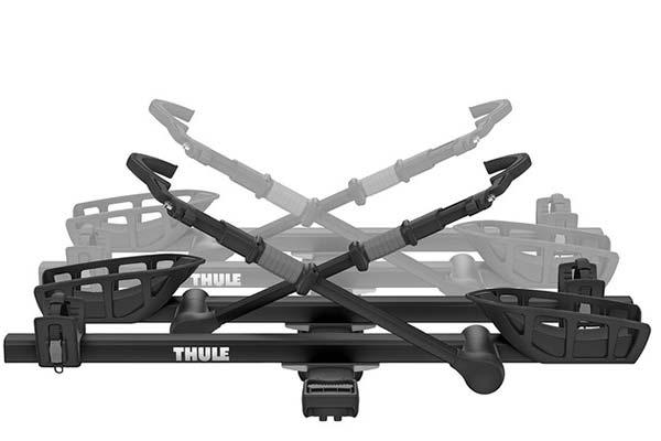 thule t2 pro xt hitch mount bike rack rel6