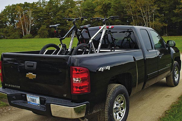 thule bed rider truck bed bike rack related 1