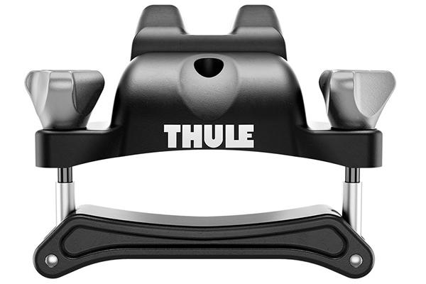 thule board shuttle 811xt sup surfboard carrier flip fit brakets