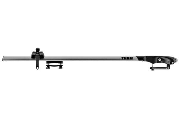 thule paceline 527 fork mount roof bike rack profile