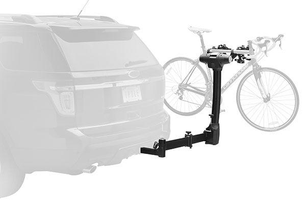 thule vertex swing hitch bike rack