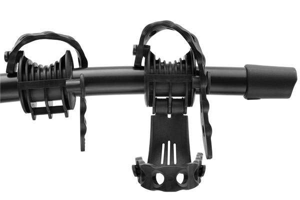 vertex swing hitch bike rack cushions