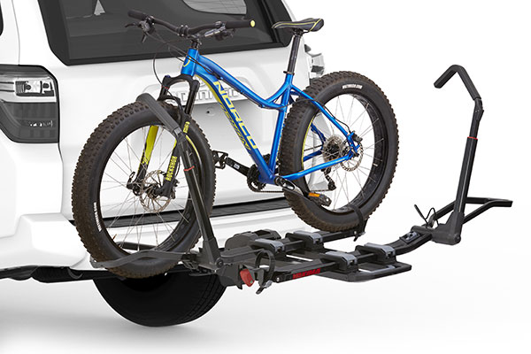 yakima drtray hitch mount bike rack bike