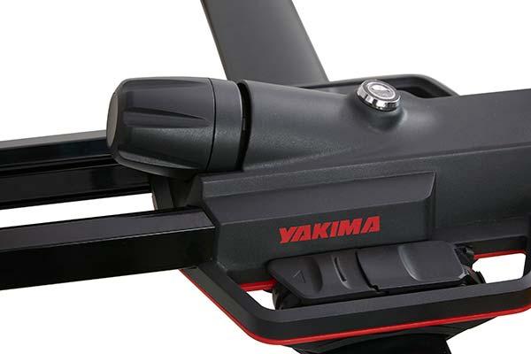 yakima highspeed fork mount bike rack detail 2