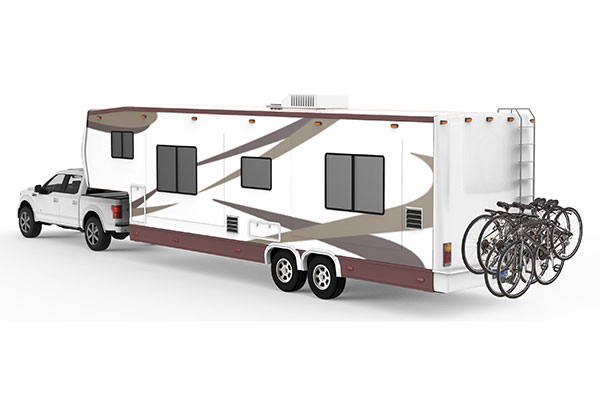 yakima roadtrip hitch mount bike rack rv