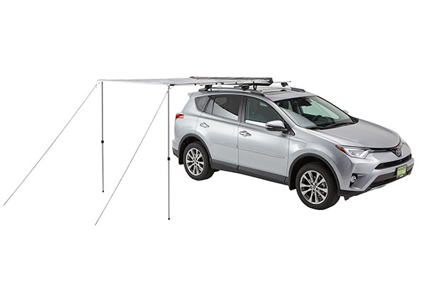 yakima slimshady awning set up