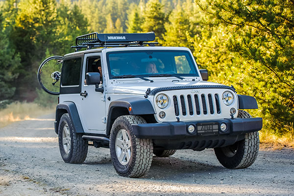 ... Yakima Universal Roof Rack Jeep
