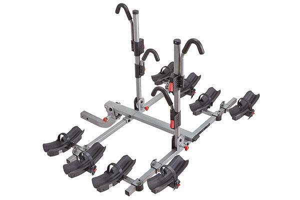 yakima fourtimer hitch mount bike rack self