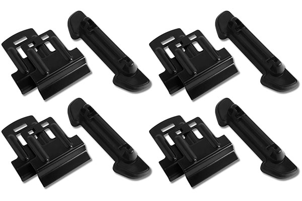 yakima streamline roof rack system ridge clip