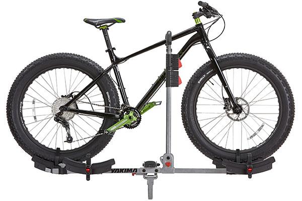 yakima twotimer hitch mount bike rack bike