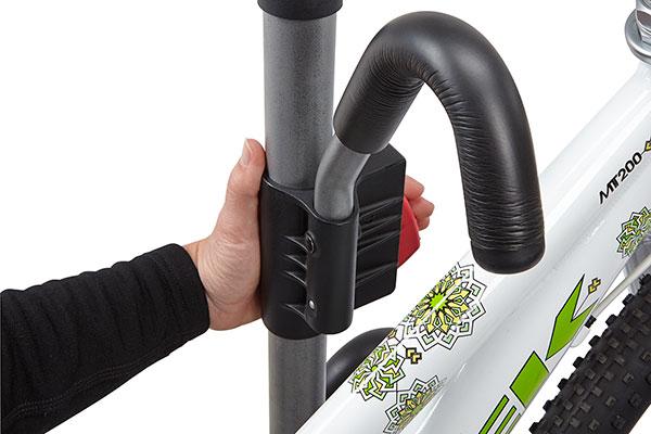 yakima twotimer hitch mount bike rack handle