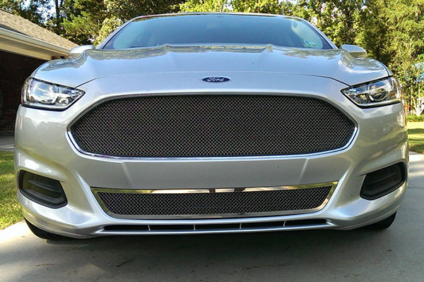 7183 eg classics mesh grille ford fusion