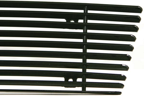 carriage works bumper grille Black