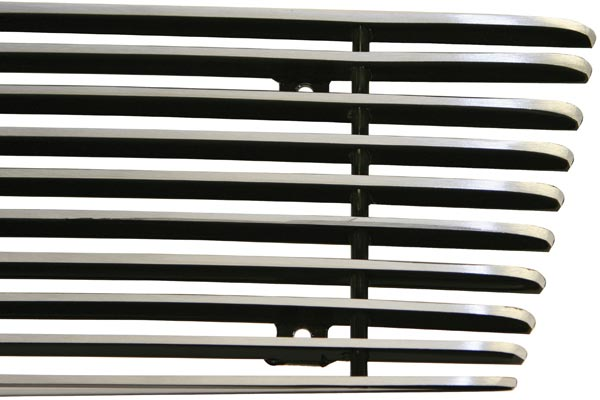 carriage works bumper grille Brushed