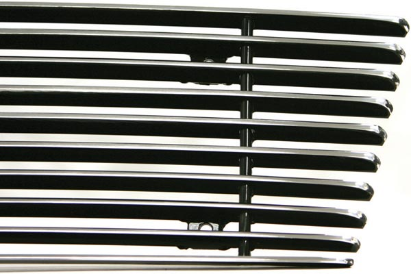 carriage works bumper grille  Polished