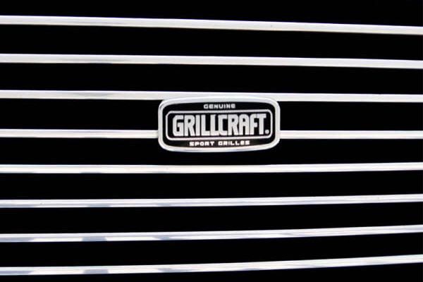 grillcraft bg series finish polished aluminum