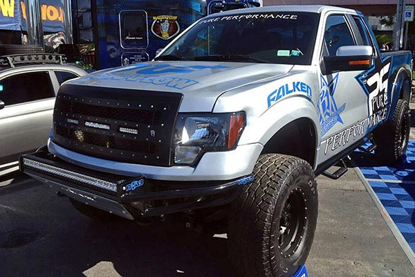 rigid industries led mesh grilles ford f150