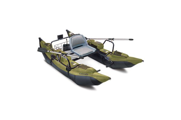 classic accessories colorado pontoon green
