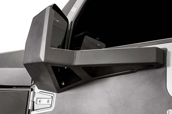 fab fours jeep mirror guard under