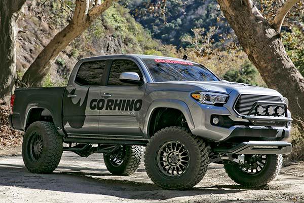 Go Rhino RC3 LR Skid Plate Toyota Tacoma