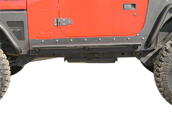 proz premium rock crawler rocker guards side