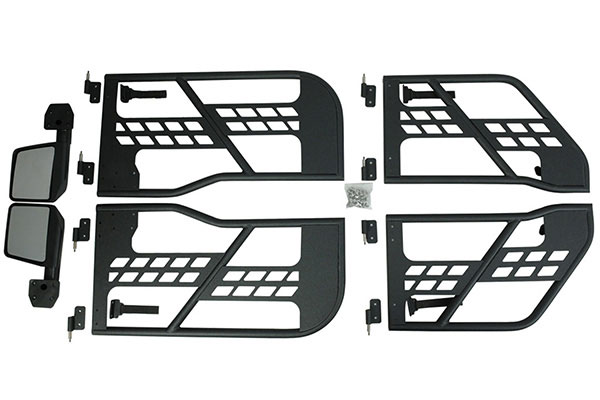 proz premium rock crawler tubular doors product 3
