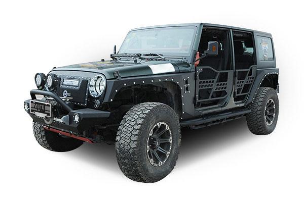 proz premium rock crawler tubular doors vehicle 3