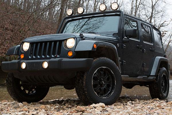 nighthawk light brow jeep side lifestyle