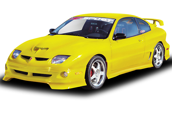 rksport ground effects packages pontiac