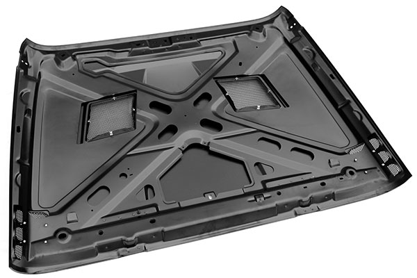 rugged ridge performance vented hood related under