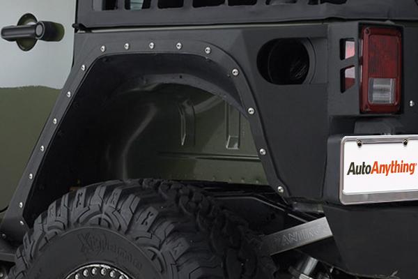 smittybilt xrc armor fender flares rear