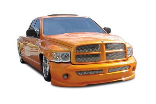 street scene front bumper cover dodge ram