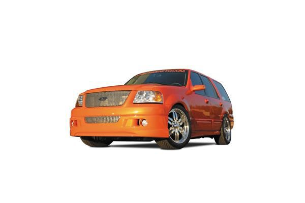 street scene front bumper cover ford expedition