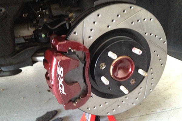 5866 stoptech brake kit mazda rx8