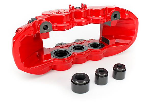ap racing big brake kits caliper underside