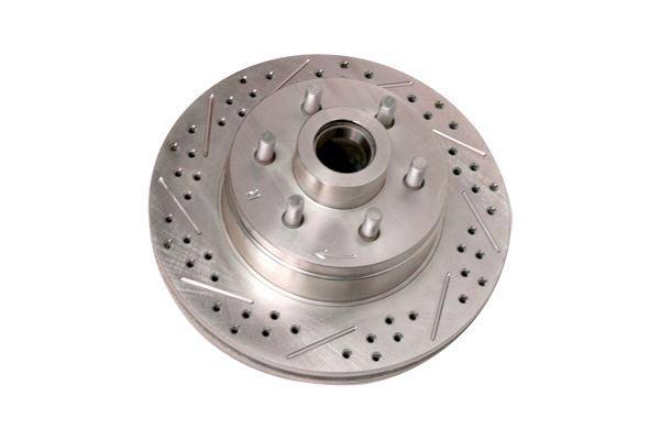 baer decela rotor w hub