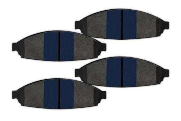 bendix fleet metlok brake pads r1