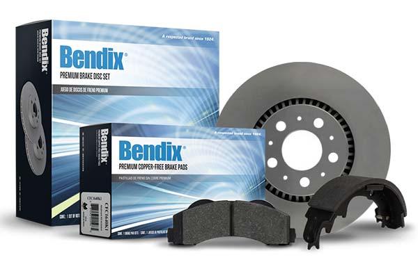bendix premium brake pads premium 6