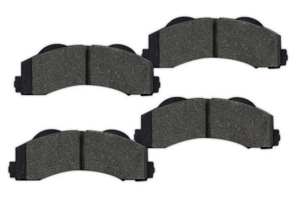 bendix premium brake pads rl