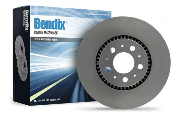bendix premium brake rotor product 4