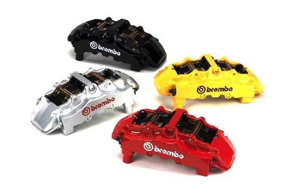 brembo gt drilled brake kit caliper colors