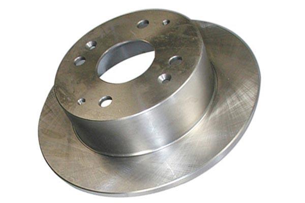 centric c tek standard brake rotors