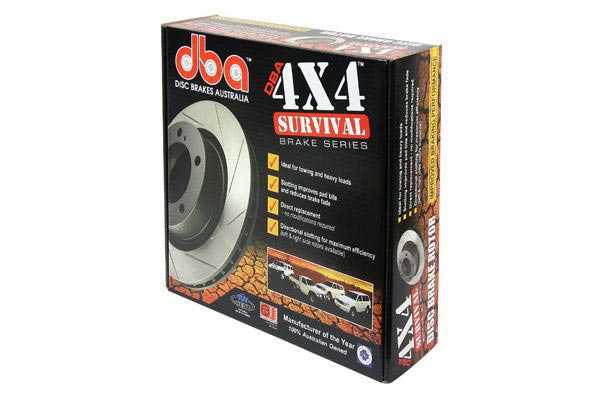 dba 4000 rotor rotors box