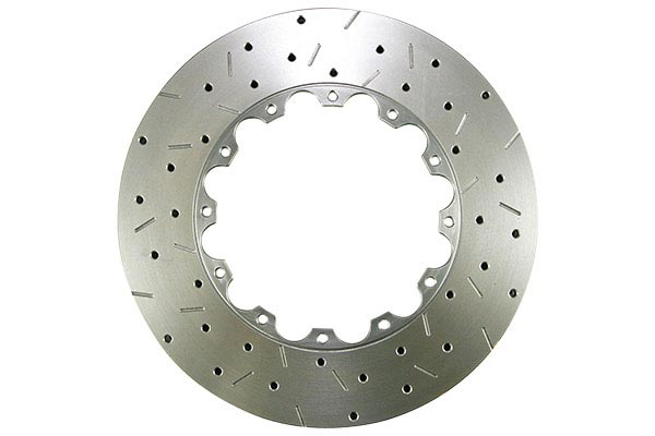 dba 5000xs series replacement rotors face
