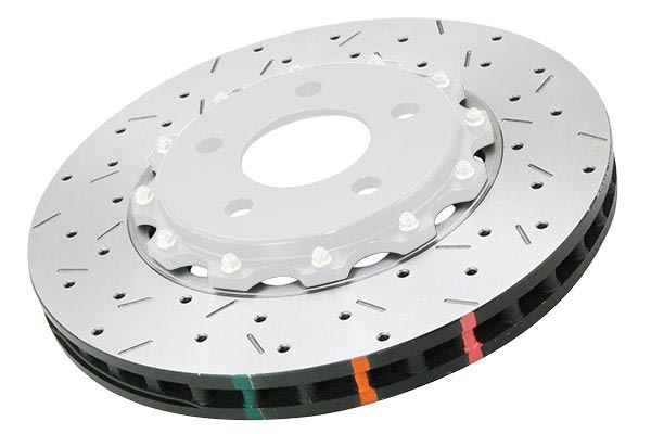 dba 5000xs series replacement rotors ghosted